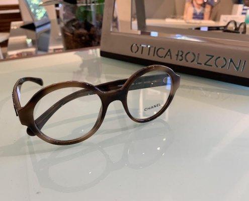 Vendita Occhiali Mirandola- Chanel tondo da vista - Ottica Bolzoni