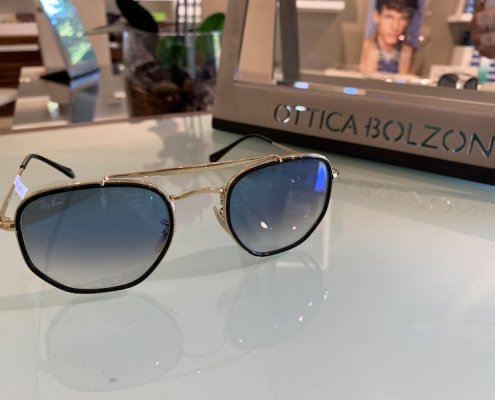 Vendita occhiali da sole Rayban - Ottica Bolzoni Mirandola